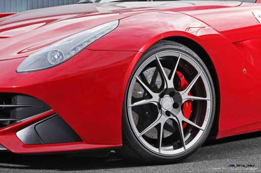 Ferrari F12 LOMA Wheels 13