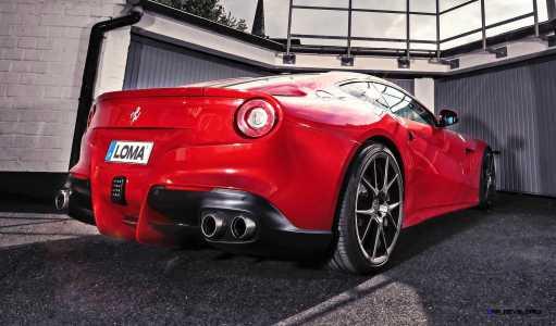 Ferrari F12 LOMA Wheels 5