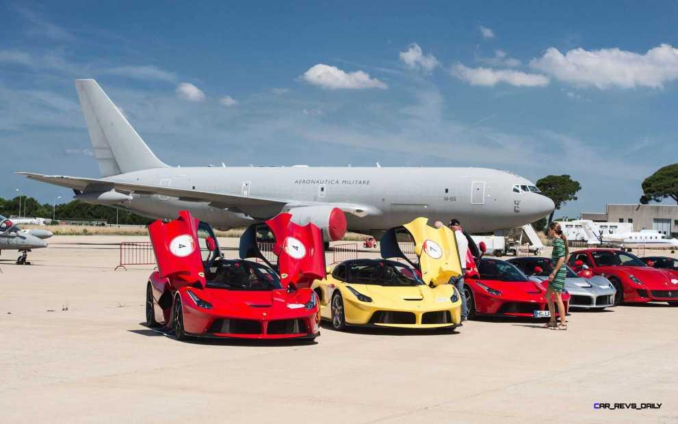 Ferrari International Cavalcade 2015 13