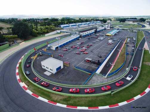 Ferrari International Cavalcade 2015 40
