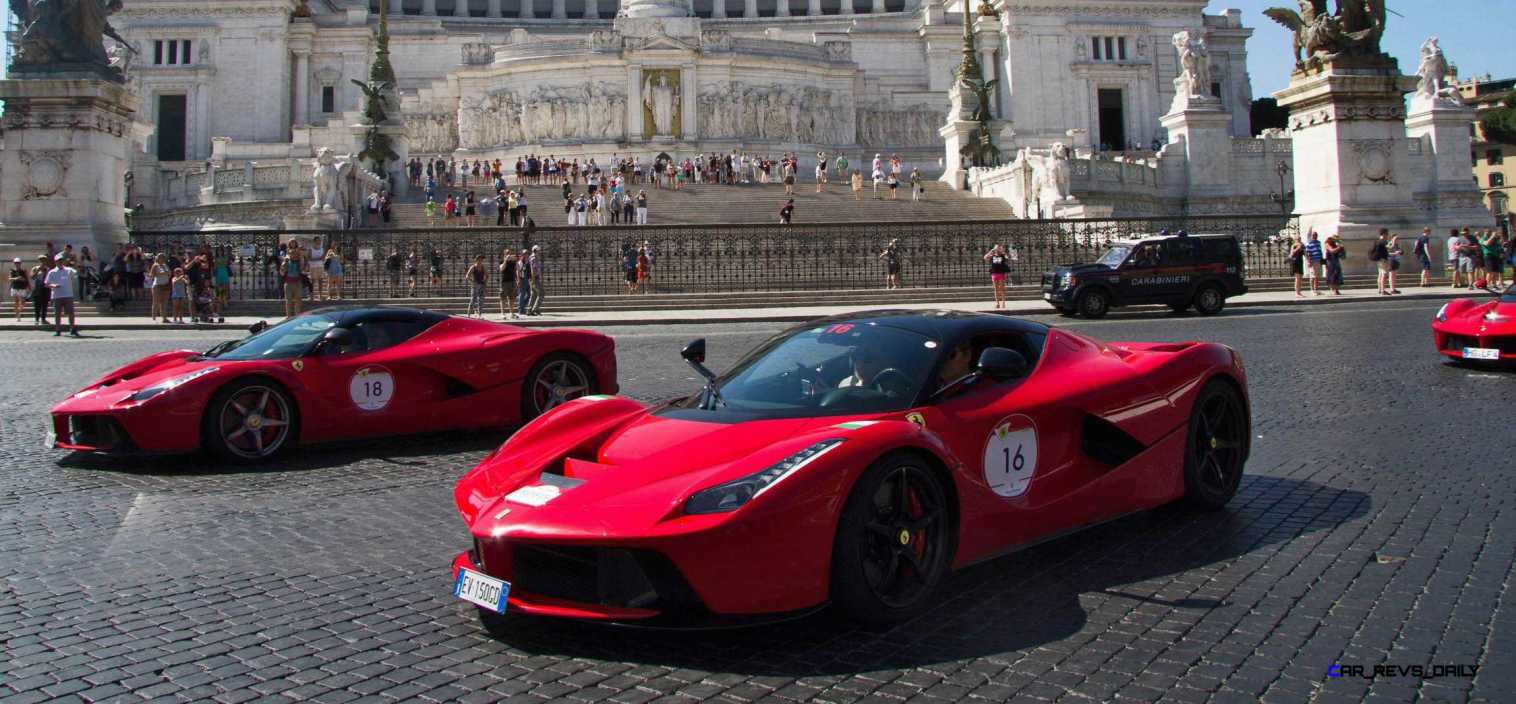 Ferrari International Cavalcade 2015 45