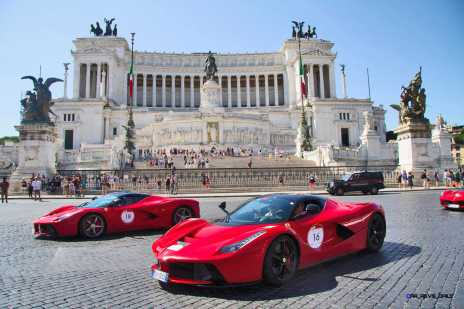 Ferrari International Cavalcade 2015 50