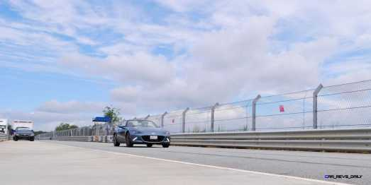 HD First Track Drive Review - 2016 Mazda MX-5 102