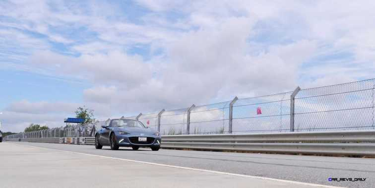 HD First Track Drive Review - 2016 Mazda MX-5 103