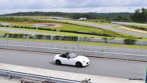 HD First Track Drive Review - 2016 Mazda MX-5 111