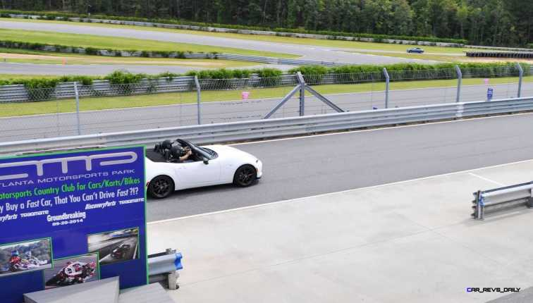 HD First Track Drive Review - 2016 Mazda MX-5 113