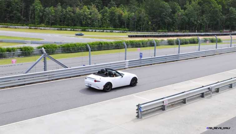HD First Track Drive Review - 2016 Mazda MX-5 116