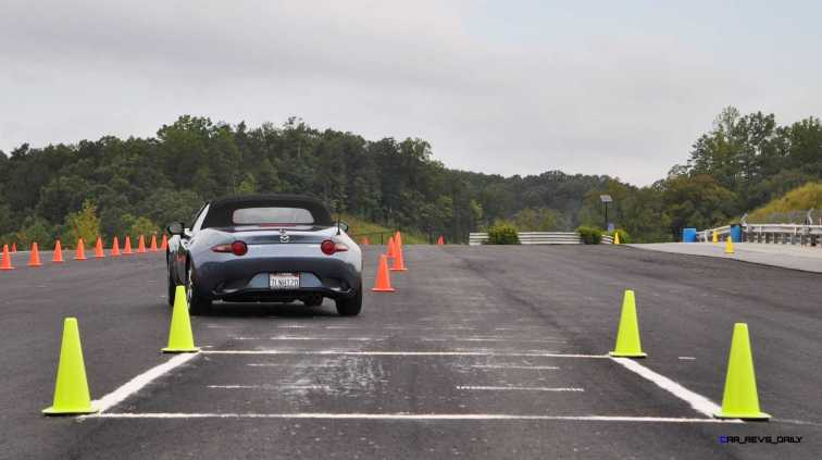 HD First Track Drive Review - 2016 Mazda MX-5 12