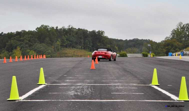 HD First Track Drive Review - 2016 Mazda MX-5 41