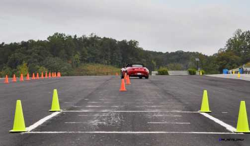 HD First Track Drive Review - 2016 Mazda MX-5 44