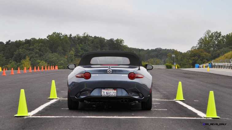 HD First Track Drive Review - 2016 Mazda MX-5 5