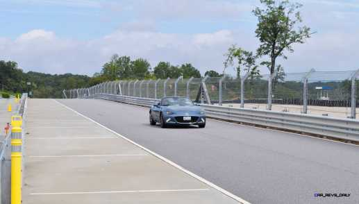 HD First Track Drive Review - 2016 Mazda MX-5 61