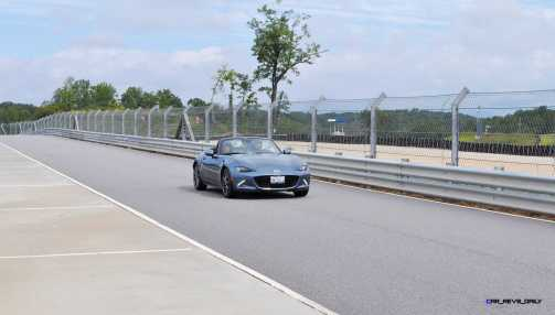 HD First Track Drive Review - 2016 Mazda MX-5 65