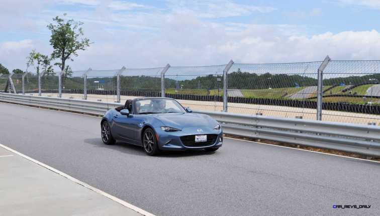 HD First Track Drive Review - 2016 Mazda MX-5 69
