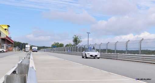 HD First Track Drive Review - 2016 Mazda MX-5 84