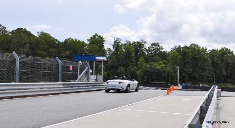 HD First Track Drive Review - 2016 Mazda MX-5 97