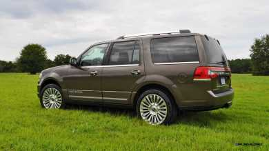 HD Road Test Review - 2015 Lincoln NAVIGATOR 4x4 Reserve 35