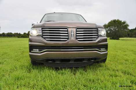 HD Road Test Review - 2015 Lincoln NAVIGATOR 4x4 Reserve 56