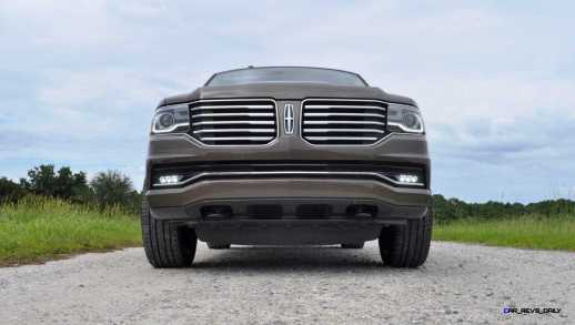 HD Road Test Review - 2015 Lincoln NAVIGATOR 4x4 Reserve 60