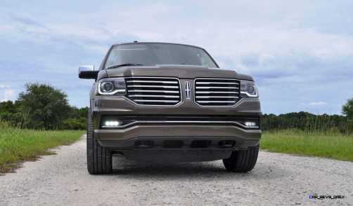 HD Road Test Review - 2015 Lincoln NAVIGATOR 4x4 Reserve 67