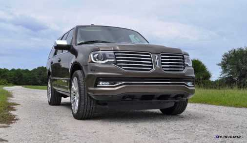HD Road Test Review - 2015 Lincoln NAVIGATOR 4x4 Reserve 68