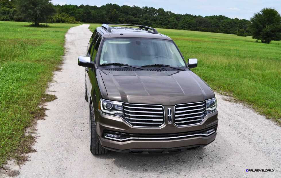 HD Road Test Review - 2015 Lincoln NAVIGATOR 4x4 Reserve 83