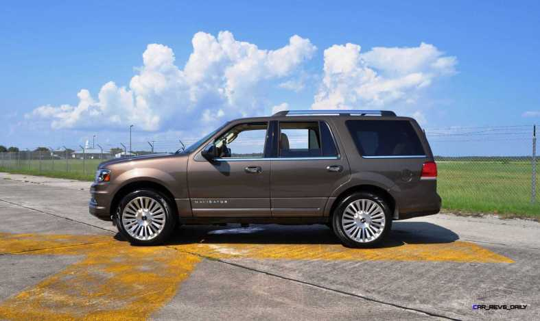 HD Road Test Review - 2015 Lincoln NAVIGATOR 4x4 Reserve 90