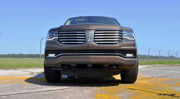 HD Road Test Review - 2015 Lincoln NAVIGATOR 4x4 Reserve 99
