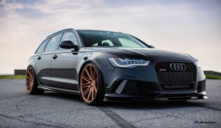 Hamana Audi C7 RS6 - Vossen Forged VPS-307 Wheels -_20351162242_o