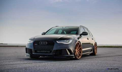 Hamana Audi C7 RS6 - Vossen Forged VPS-307 Wheels -_20365769921_o