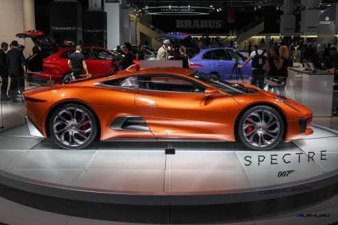 Jaguar Land Rover 2015 Frankfurt IAA Mega Gallery 16