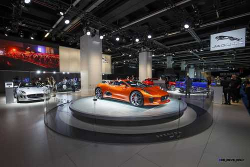 Jaguar Land Rover 2015 Frankfurt IAA Mega Gallery 22