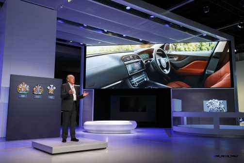 Jaguar Land Rover 2015 Frankfurt IAA Mega Gallery 28