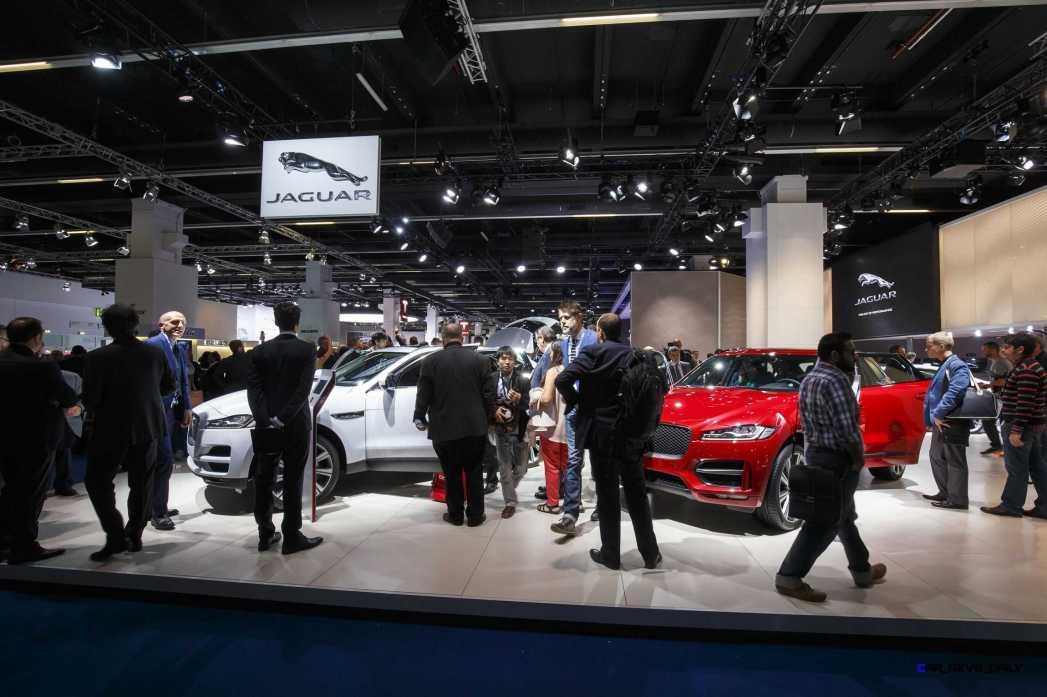Jaguar Land Rover 2015 Frankfurt IAA Mega Gallery 32