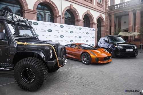 Jaguar Land Rover 2015 Frankfurt IAA Mega Gallery 74