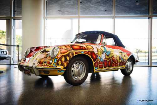 Janis Joplin 1964 Porsche 356C 19