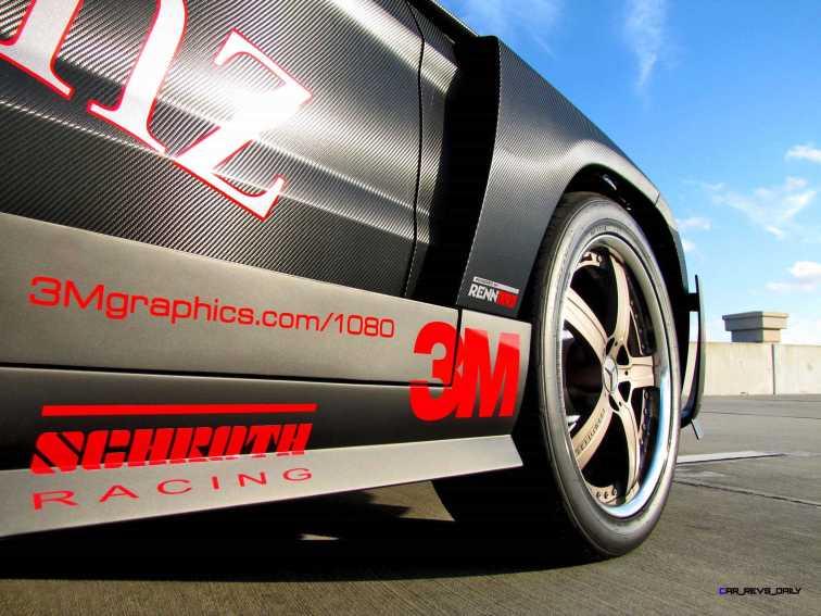 RENNtech 2011 Mercedes-Benz GLK350 SPEC