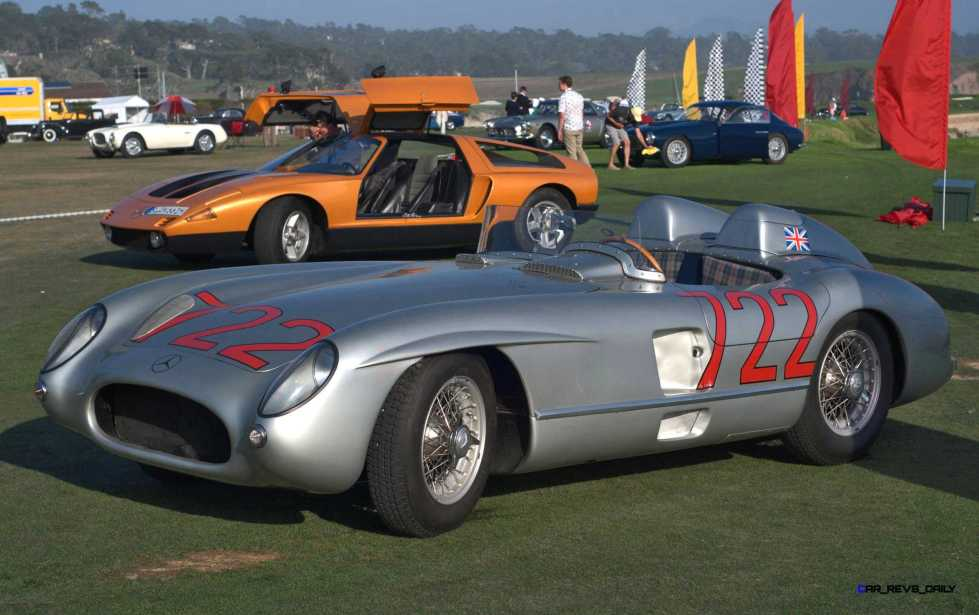 Top 20 MOST WANTED Supercars from Pebble Beach 2015 128