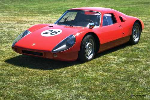Top 20 MOST WANTED Supercars from Pebble Beach 2015 15