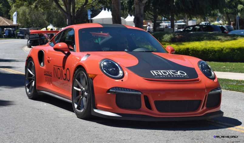 Top 20 MOST WANTED Supercars from Pebble Beach 2015 22
