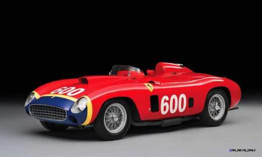 1956 Ferrari 290 MM by Scaglietti 17