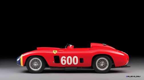 1956 Ferrari 290 MM by Scaglietti 5