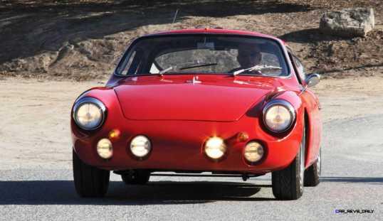 1962 APAL-Porsche 1600 GT Coupe 21