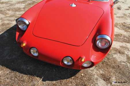 1962 APAL-Porsche 1600 GT Coupe 9