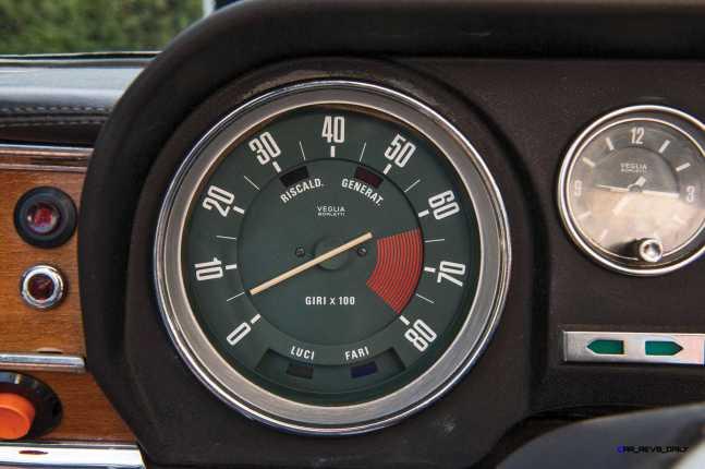 1966 Alfa Romeo Giulia Super POLIZIA SQUADRA VOLANTE 16
