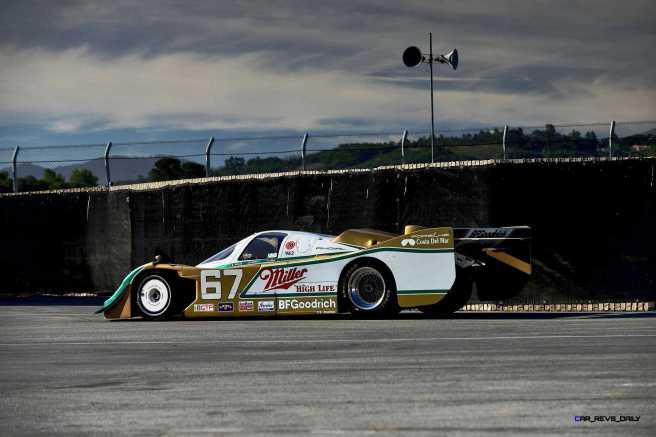 1989 Porsche 962 Miller High Life Racer 2
