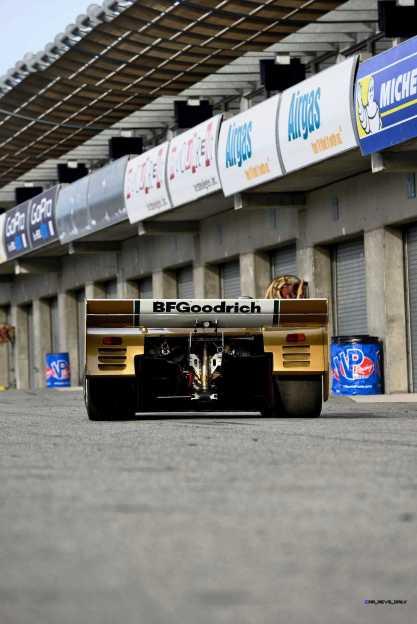1989 Porsche 962 Miller High Life Racer 42