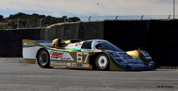 1989 Porsche 962 Miller High Life Racer 66