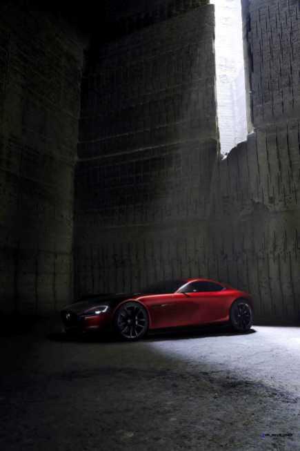 2015 Mazda RX-VISION Concept 8
