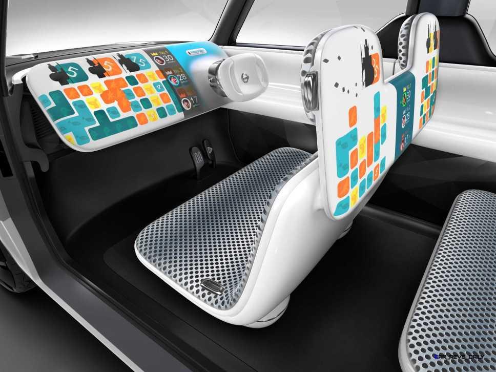 Nissan ofrece un adelanto de las novedades que presentará en el Auto Show de Tokio 2015